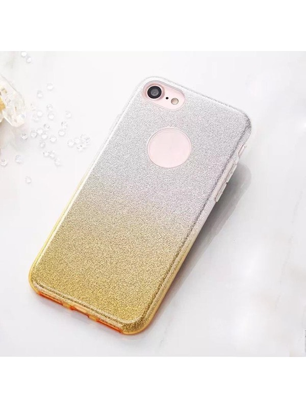 Damping Scratch Fashion Shine Phone Case for iPhone 7
