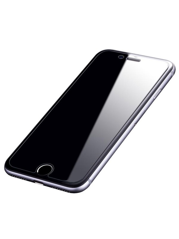 Suitable for apple iPhone 7/ 7Plus arc edge of toughened glass membrane blue protective film