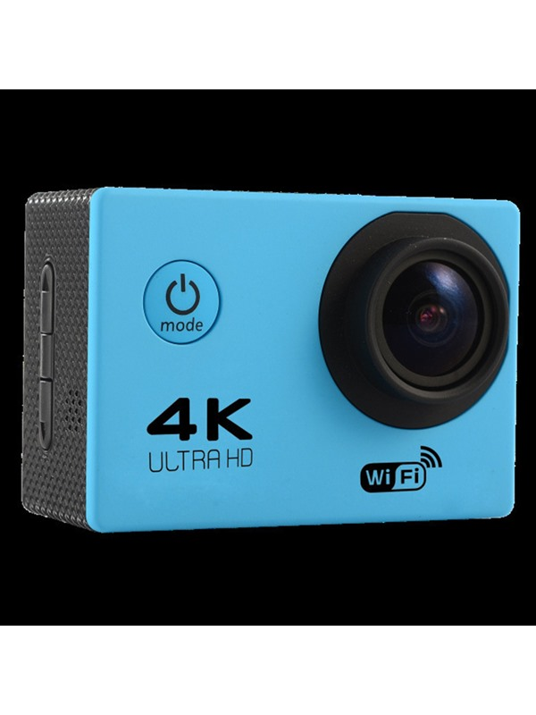 F60 Action Camera 4K WIFI 170 Degree Wide Lens Helmet Diving Sport Camera