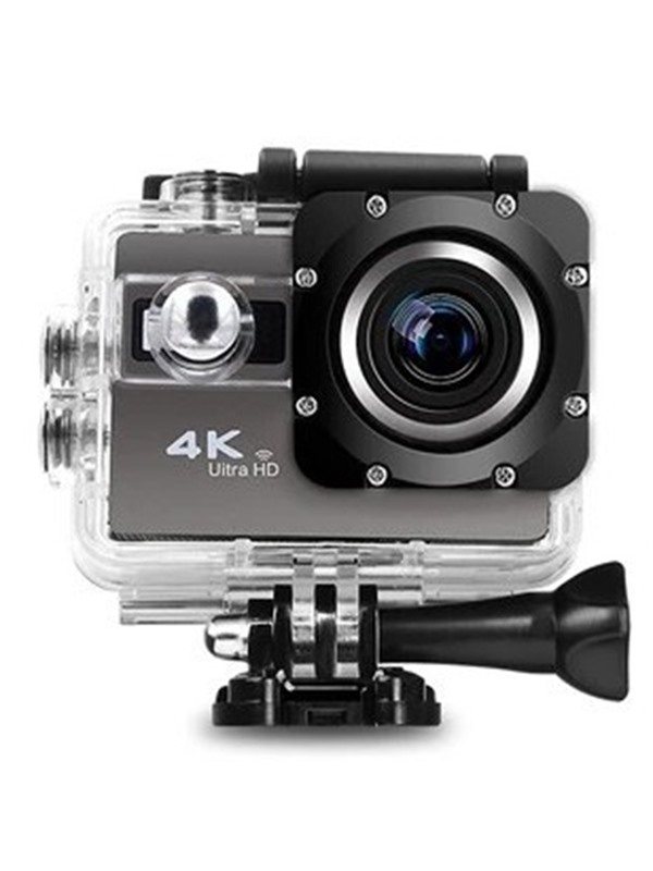 F68 Sport Action Camera 4K Wifi Voice Alert sport Cam 2 Inch Diving Waterproof Mini Camcorders