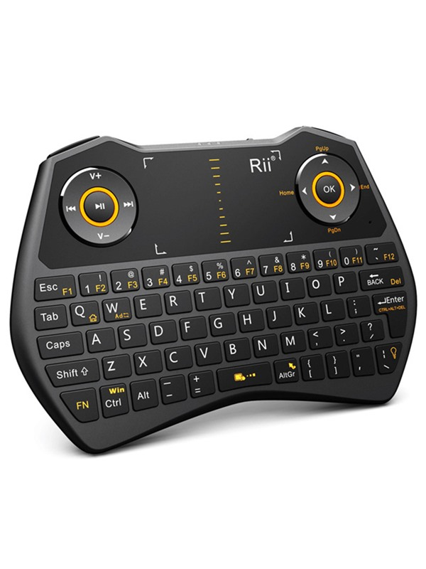 Rii i28 2.4G Wireless Mini Keyboard/Air Mouse for Android TV Box/Smart TV