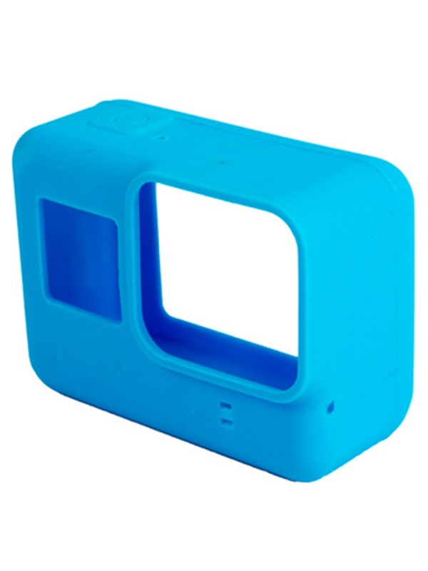 GoPro Hero5 Colorful Silicone Gel Rubber Protective Case Dustproof Skin Cover