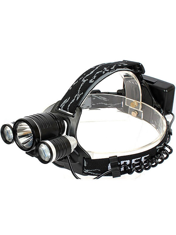 Battery Charged LED Headlamp Cycling Hiking Light