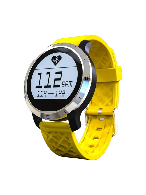 F69 Bluetooth Sporting Smartwatch Support Health Monitor & Waterproof