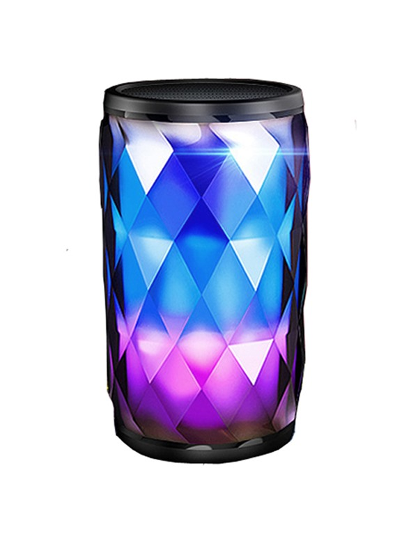 SOAIY S75 Wireless HiFi Bass Speaker with Colorful LED Light