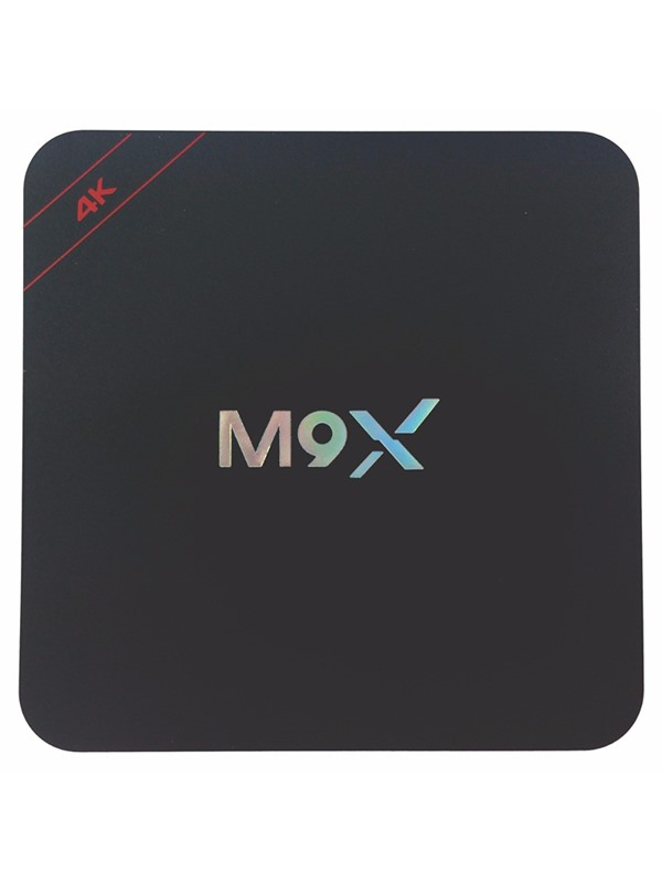 M9X 4K Android Bluetooth TV Box RAM 2G ROM16G