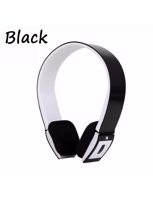 Bluetooth Wireless Headphones with Built-In Microphone ON-Ear Headset