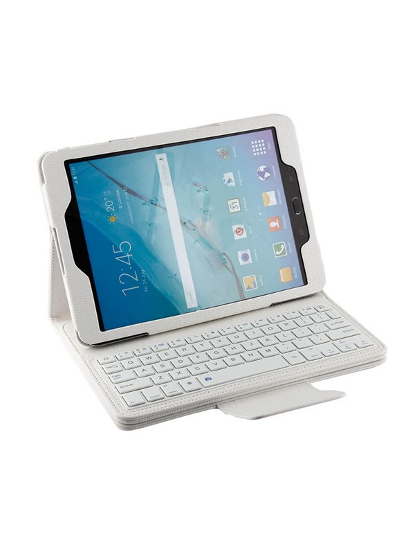 Bluetooth Wireless Keyboard leather case for Samsung GALAXY Tab S2 T810 T815