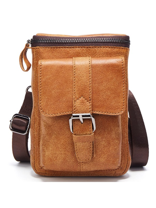 Retro Outdoor Sport Crossbody Bag