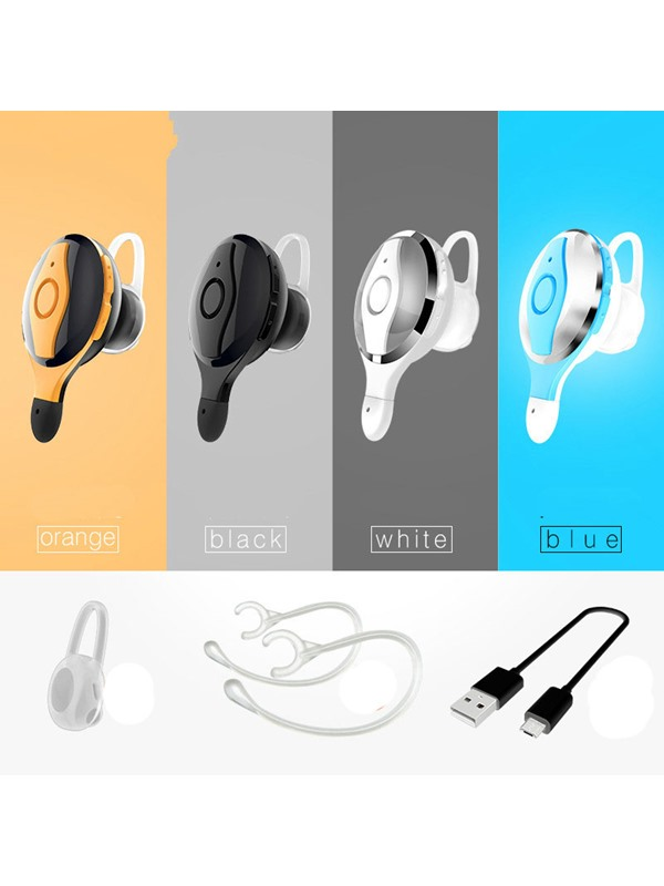 Newest A9 Mini Wireless Bluetooth Headset Support Intelligent Reduct Noise