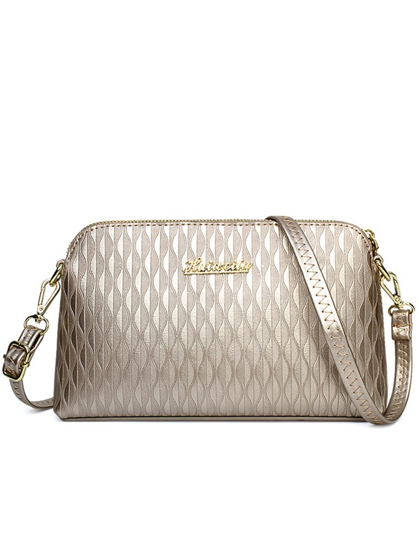Occident Style Shell Shape Crossbody Bag