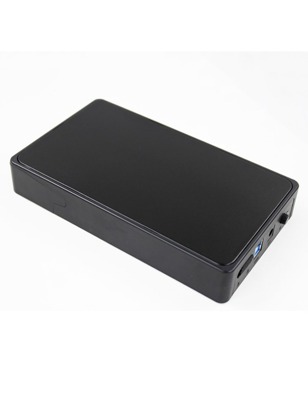 RTX 3.5-inch USB 3.0 External HDD Hard Drive Disk Enclosure Case for HDD/SSD