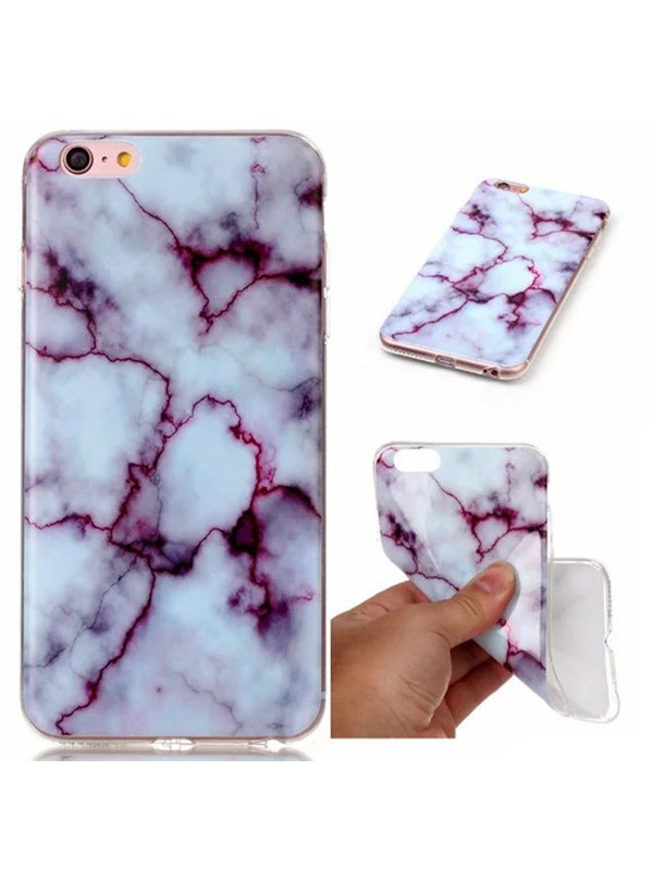 Pattern Style Soft TPU Case for IPhone 6/6S/6 Plus/7/7 Plus/Samsug S8/S8 Plus/S7/S7 Edge