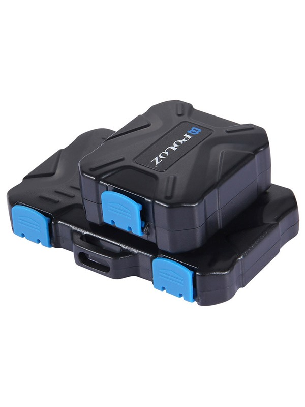 Action Camera Card Reader & Memory Card Case Support Waterproof