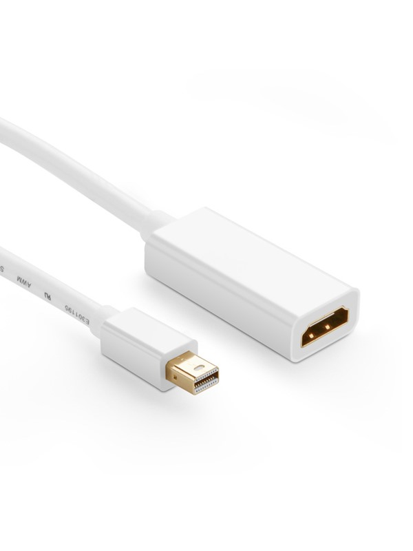 UGREEN Mini DisplayPort DP to HDMI Cable Support 4K 1080P