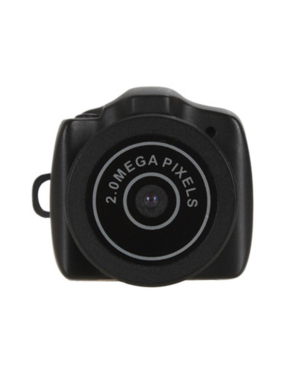 Y2000 Mini Action Camera Support TF-card