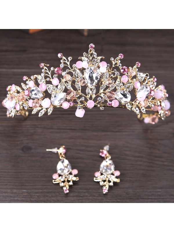 New Style Romantic Crown Bride's Hair Accessories