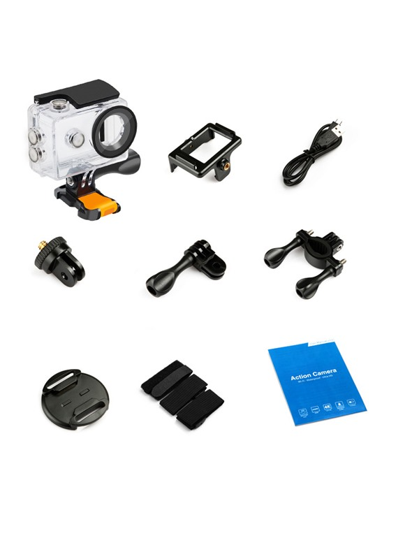 GEEKAM 1080P Waterproof Action Camera