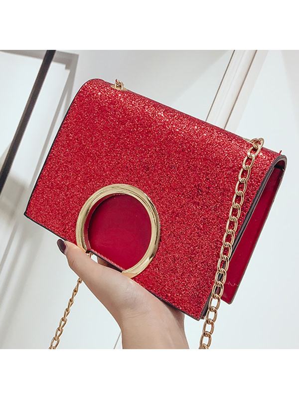 Shining Sequins Small Women Bag