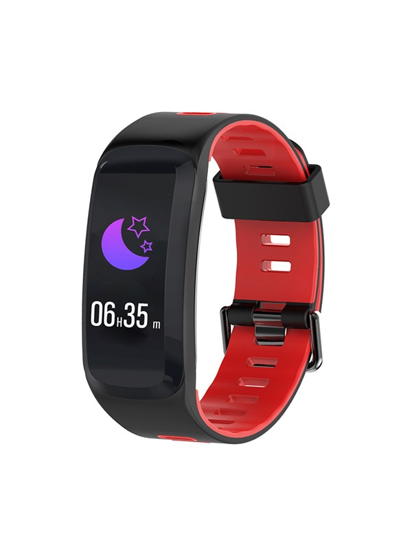 F4 Fitness Tracker Heart Rate Monitor Bluetooth Smart Band