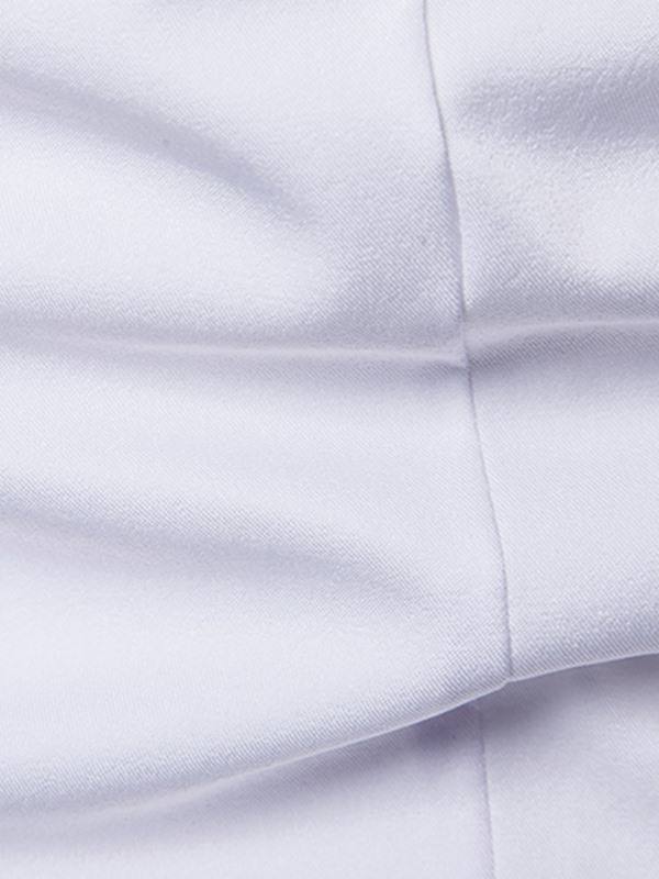 Simple Style Single-Breasted Men's Dress Shirt