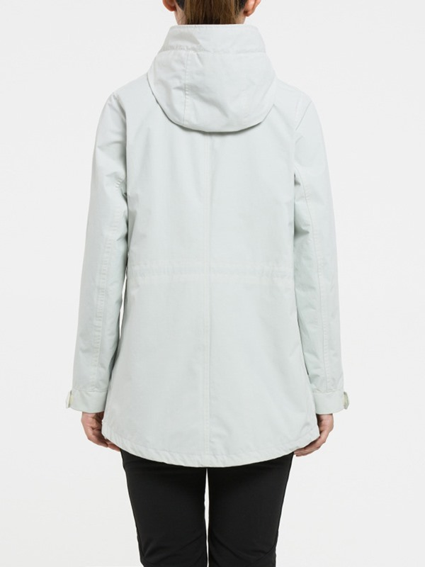 Single Solid Two-Piece Women's Outdoor Jacket