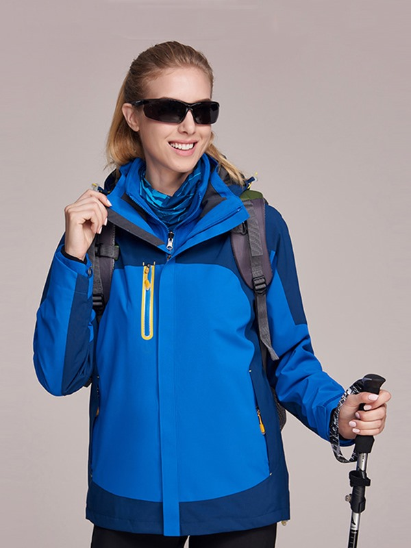 Waterproof Windproof Hiking Climbing Women's Outdoor Jacket