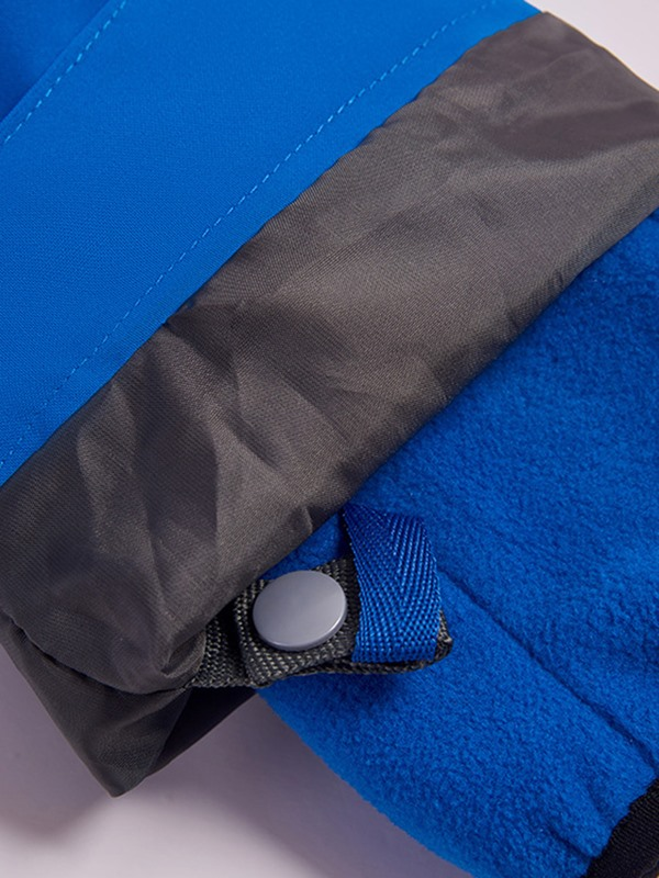 Thermal Removable Two-Piece Men's Outdoor Jacket