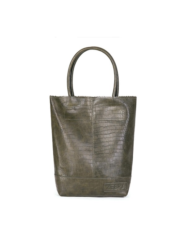 Fashion Barrel Shaped Magnetic Snap Women Tote Bag