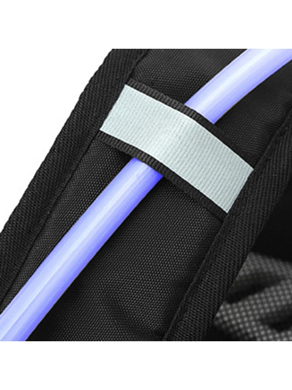 Letter Thread Polyester Travelling Bags