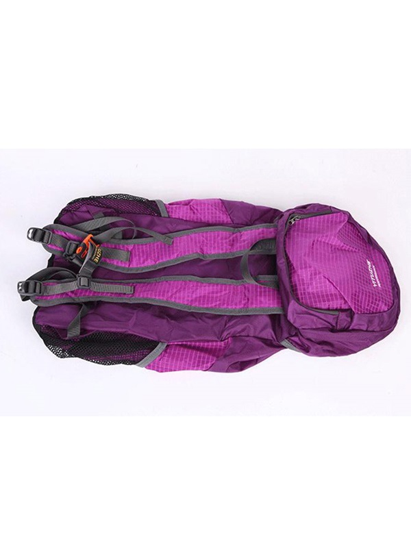 Plaid Nylon Patchwork Travelling Bags
