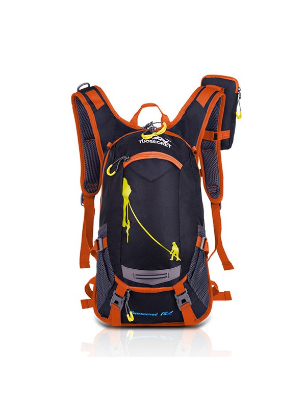 Sports Color Block Nylon Travelling Bags