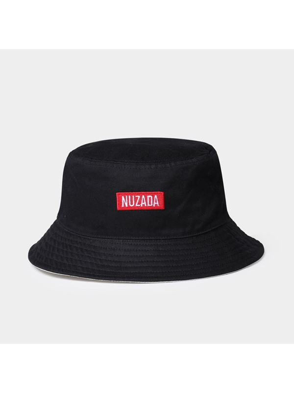 Simple Cotton Fishing Polyester Bucket Hat