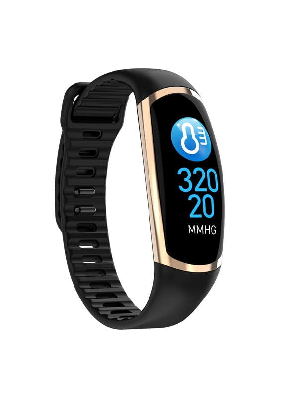 R16 Color Screen Smart Bracelet Touch screen Heart rate Blood Pressure Smart Watches