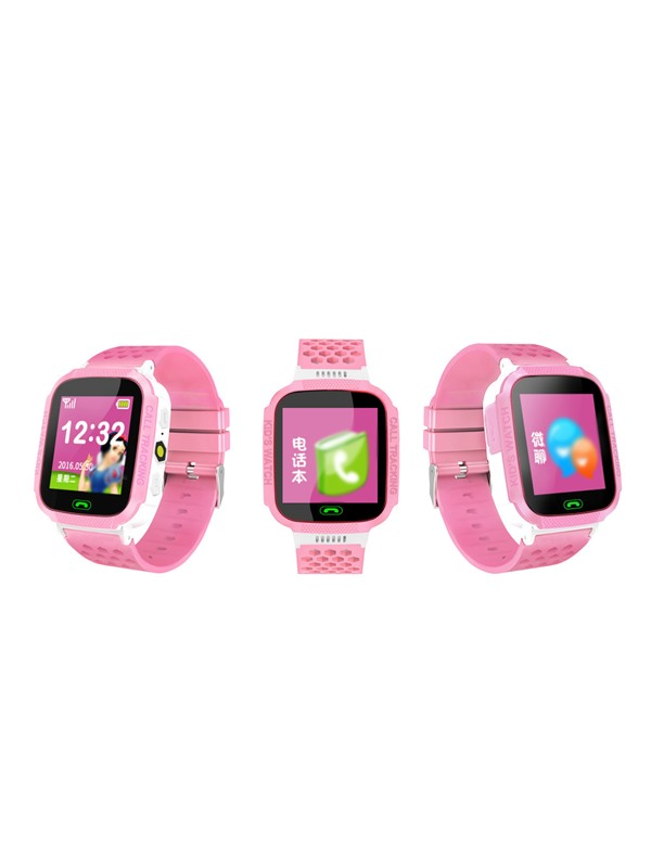 The W16's New children's Smart Phone Watch Has A Waterproof Positioning of 1.44 inches