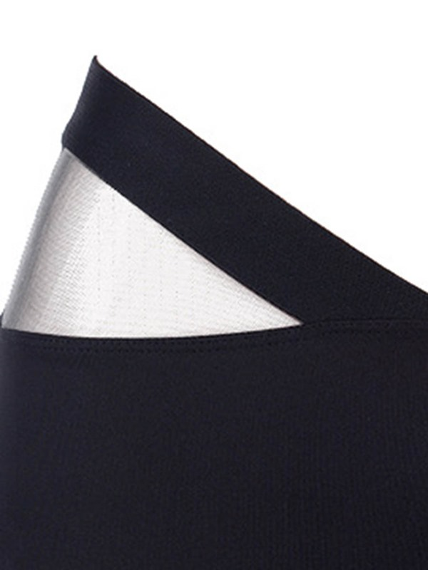 Patchwork Breathable Solid Summer Sports Shorts