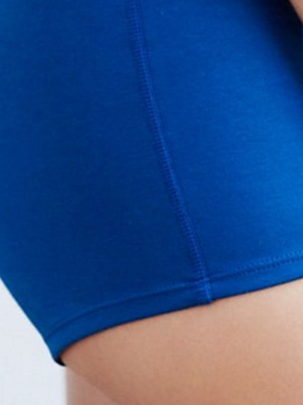 Solid Tight Quick Dry Women's Sports Short