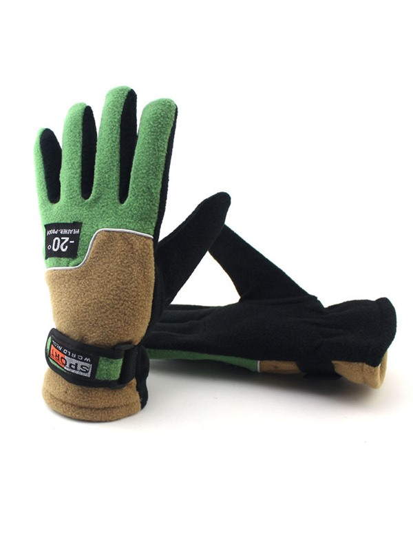 Outdoor Windproof Coldproof Gloves