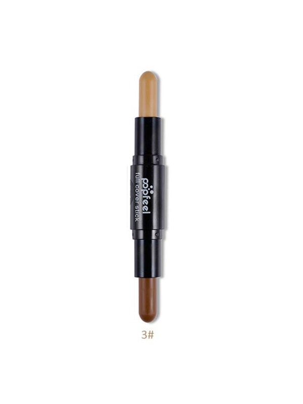 Double-ended Stick Creamy Highlighter Bronzer