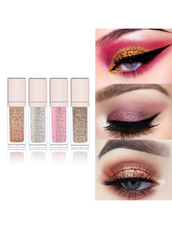 Magnificent Diamond Sparkling Single Liquid Eyeshadow
