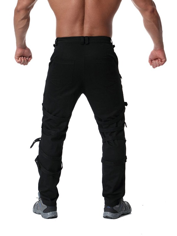 Cool Stylish Plain Men's Casual Pants