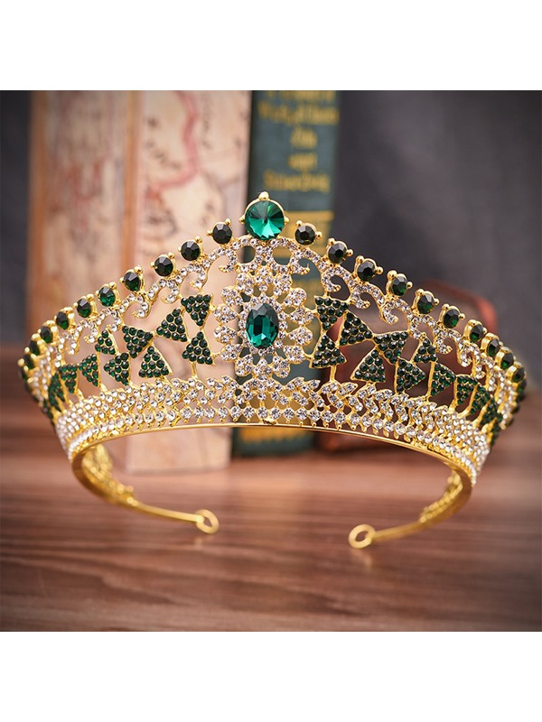 Crown Tiara European Hair Accessories (Wedding)