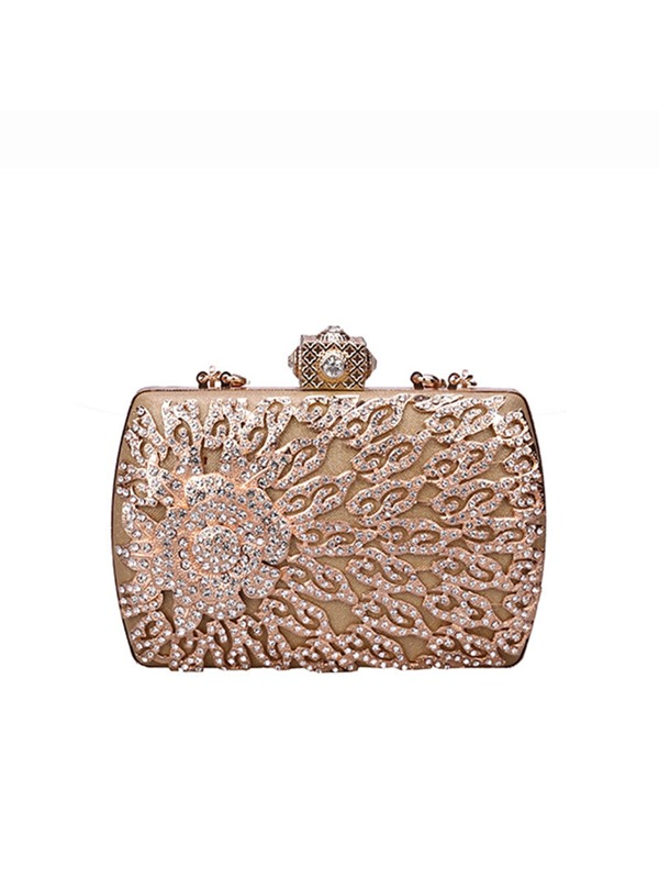 Rectangle Banquet Clutches & Evening Bags