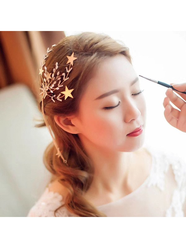 Hairpin Korean Star Hair Accessories (Wedding)
