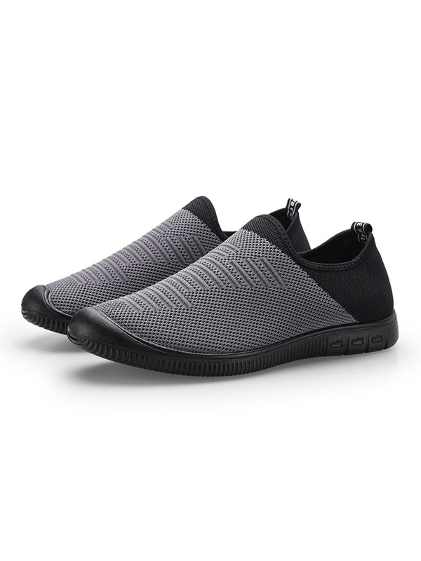 Slip-On Thread Men's Casual Shoes