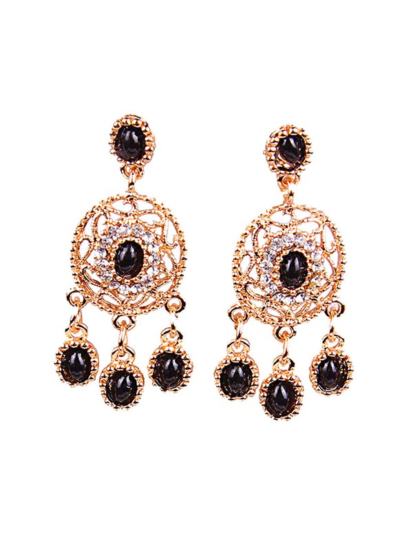 Diamante Nigeria Style Jewelry Sets