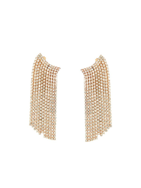 Alloy Diamante Fashion 2019 New Style Earrings