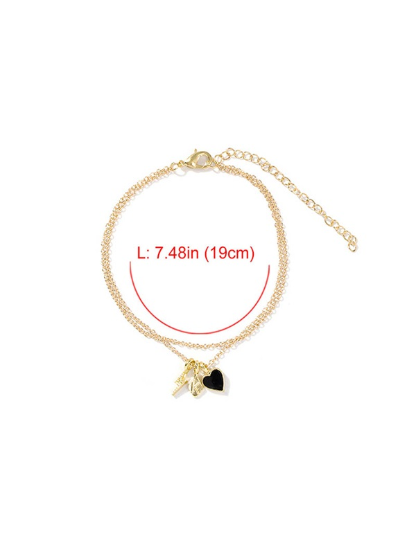Female Sweet Fashion Anklet