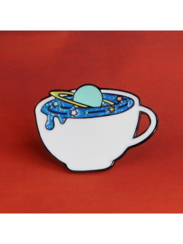 Cutie Cup Alloy Brooches