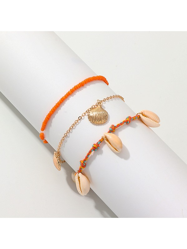 E-Plating Sweet Conch Bracelet
